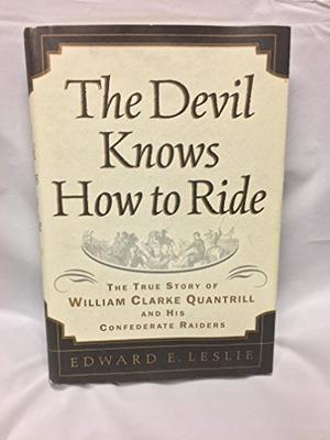 THE DEVIL KNOWS HOW TO RIDE