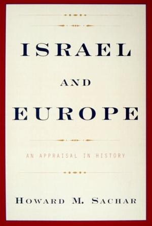 ISRAEL AND EUROPE