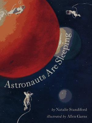 ASTRONAUTS ARE SLEEPING