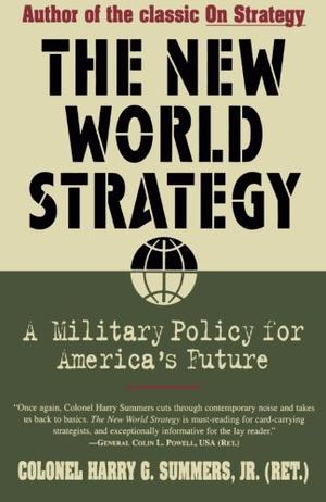 THE NEW WORLD STRATEGY
