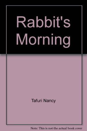 RABBIT'S MORNING