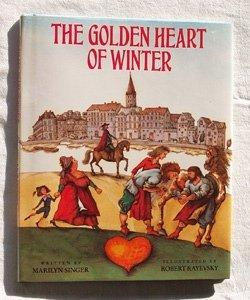 THE GOLDEN HEART OF WINTER