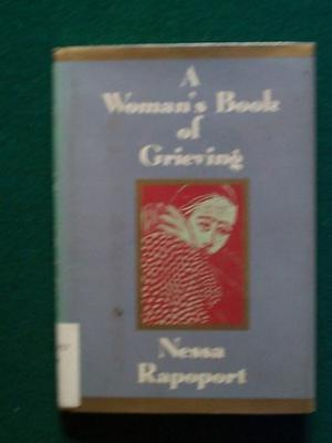 A WOMAN'S BOOK OF GRIEVING