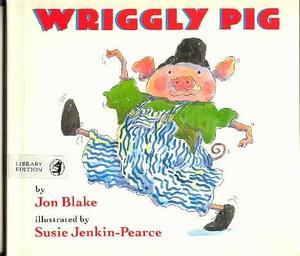 WRIGGLY PIG