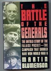 THE BATTLE OF THE GENERALS