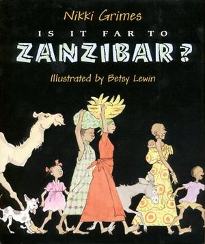 IS IT FAR TO ZANZIBAR