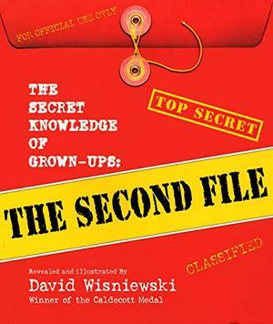 THE SECRET KNOWLEDGE OF GROWNUPS