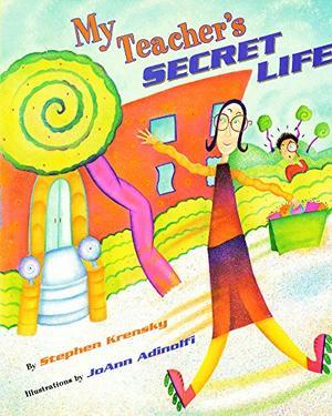 MY TEACHER'S SECRET LIFE