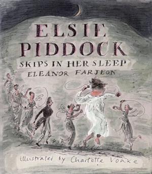 ELSIE PIDDOCK SKIPS IN HER SLEEP