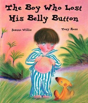 THE BOY WHO LOST HIS BELLY BUTTON