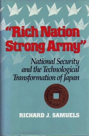 'RICH NATION, STRONG ARMY'