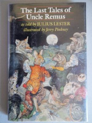 THE LAST TALES OF UNCLE REMUS