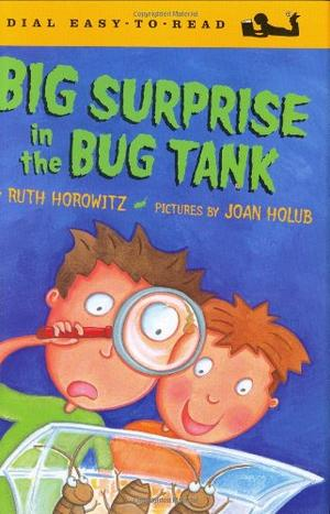 BIG SURPRISE IN THE BUG TANK