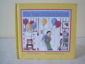 THE TWO O'CLOCK SECRET