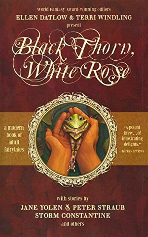 """""""BLACK THORN, WHITE ROSE"""""""