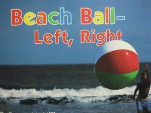 BEACH BALL--LEFT, RIGHT