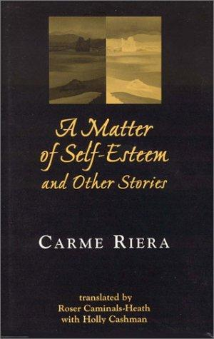 A MATTER OF SELF-ESTEEM