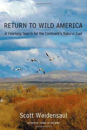 RETURN TO WILD AMERICA