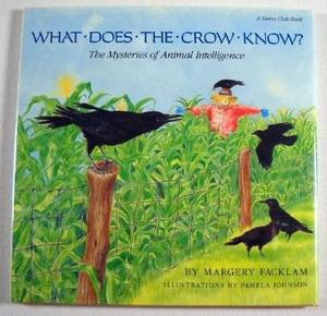 WHAT DOES THE CROW KNOW?
