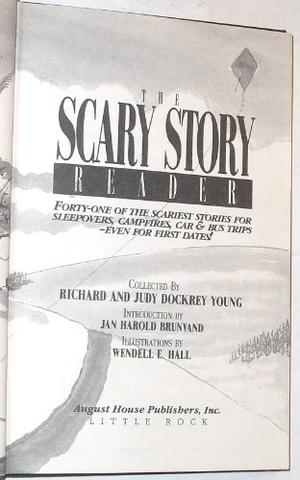 THE SCARY STORY READER