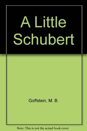 A LITTLE SCHUBERT