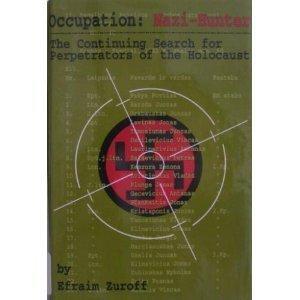 OCCUPATION: NAZI HUNTER