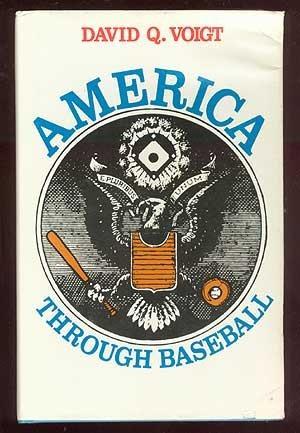 AMERICA THROUGH BASEBALL