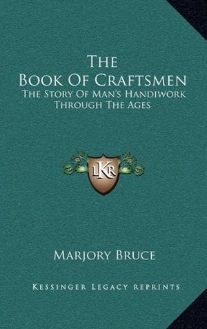 THE BOOK OF CRAFTSMEN