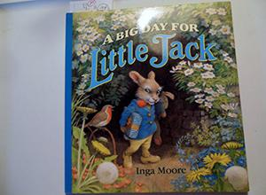A BIG DAY FOR LITTLE JACK