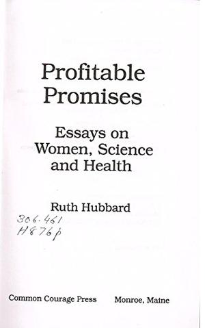 PROFITABLE PROMISES