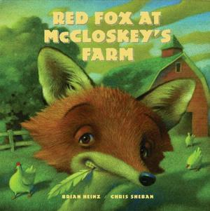 RED FOX AT MCCLOSKEY'S FARM