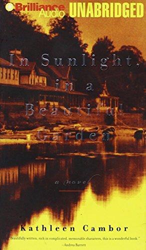 """""""IN SUNLIGHT, IN A BEAUTIFUL GARDEN"""""""