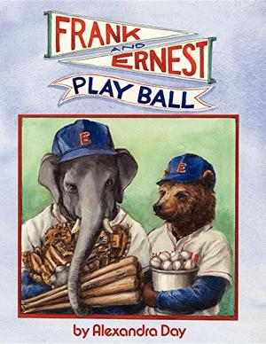 FRANK AND ERNEST PLAY BALL