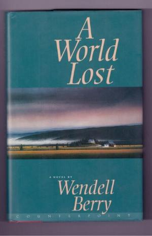 A WORLD LOST
