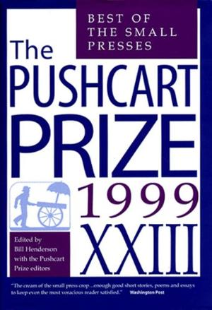 THE PUSHCART PRIZE XXIII