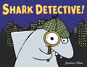 SHARK DETECTIVE!