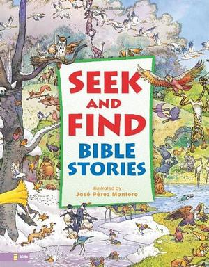 SEEK AND FIND BIBLE STORIES