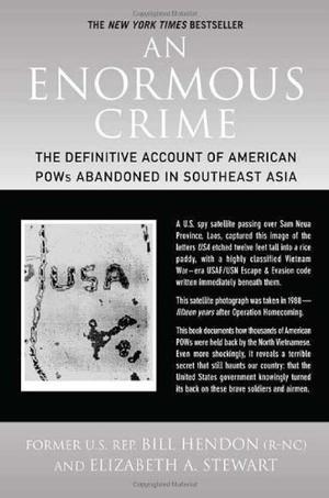 AN ENORMOUS CRIME