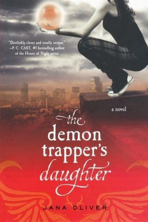THE DEMON TRAPPER'S DAUGHTER