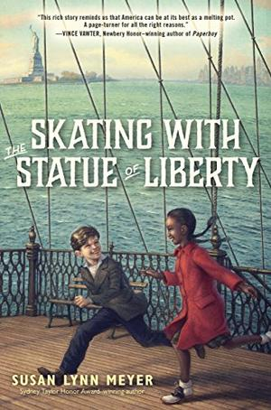 SKATING WITH THE STATUE OF LIBERTY