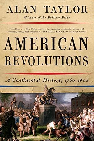 AMERICAN REVOLUTIONS