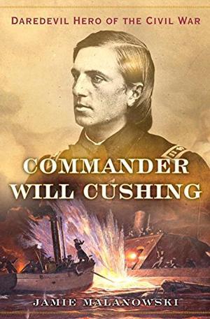 COMMANDER WILL CUSHING