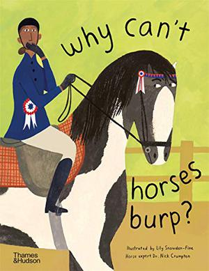 WHY CAN'T HORSES BURP?