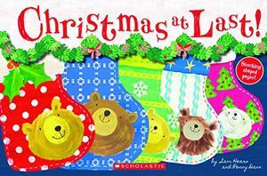 CHRISTMAS AT LAST!