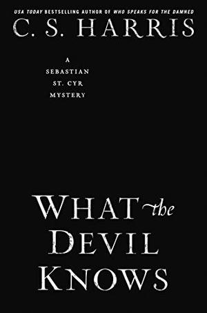 WHAT THE DEVIL KNOWS