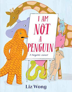 I AM NOT A PENGUIN