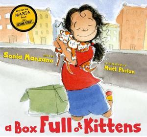 A BOX FULL OF KITTENS