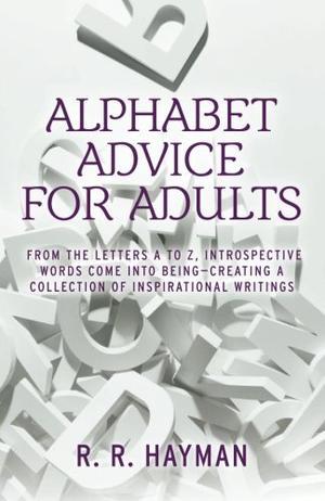 ALPHABET ADVICE FOR ADULTS