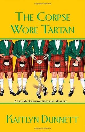 THE CORPSE WORE TARTAN