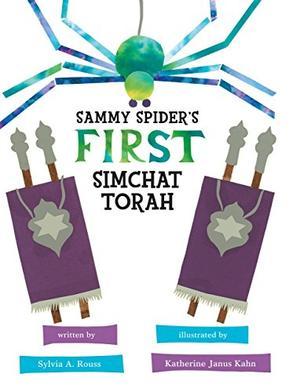 SAMMY SPIDER'S FIRST SIMCHAT TORAH